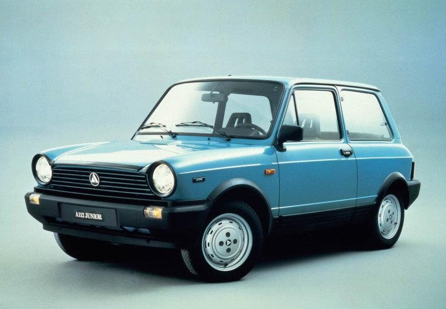 1984 Autobianchi A112.
