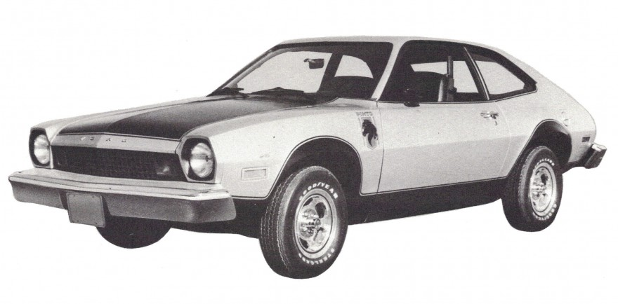 1976 Ford Pinto Stallion.