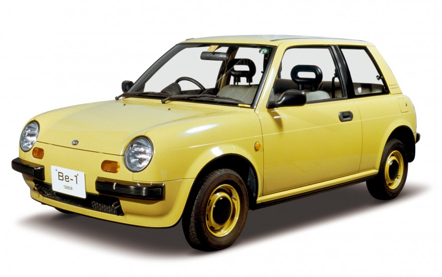1987 Nissan Be-1 (BK-10)