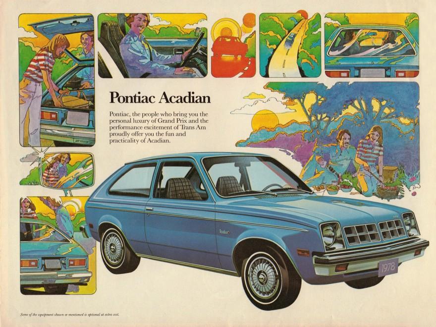 1978 Pontiac Acadian
