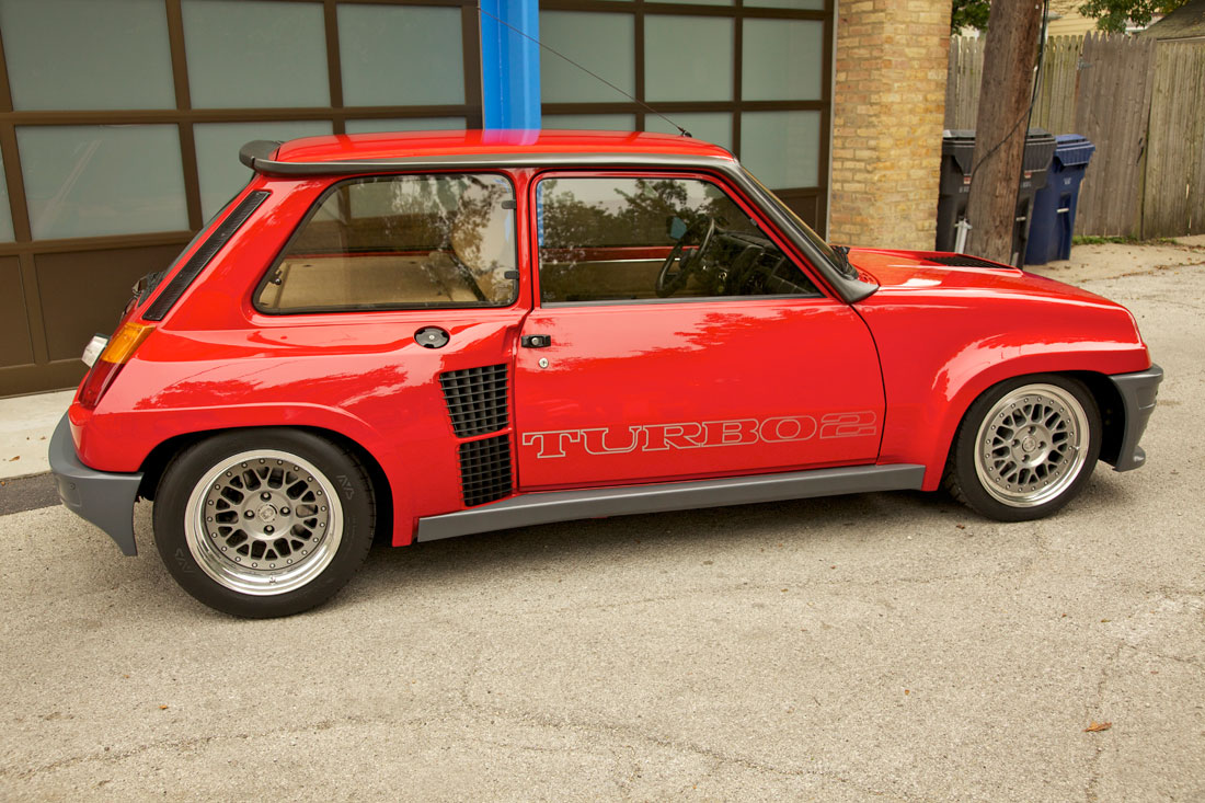 1985 Renault 5 Turbo2.