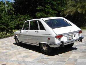 1970 Renault R16