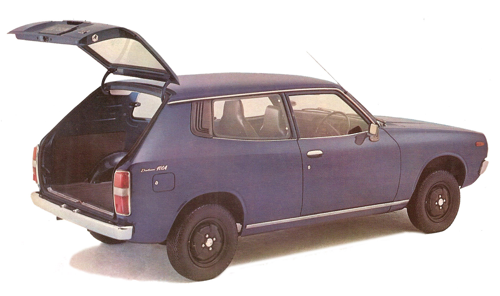 1977 Datsun Cherry FII Hatchback
