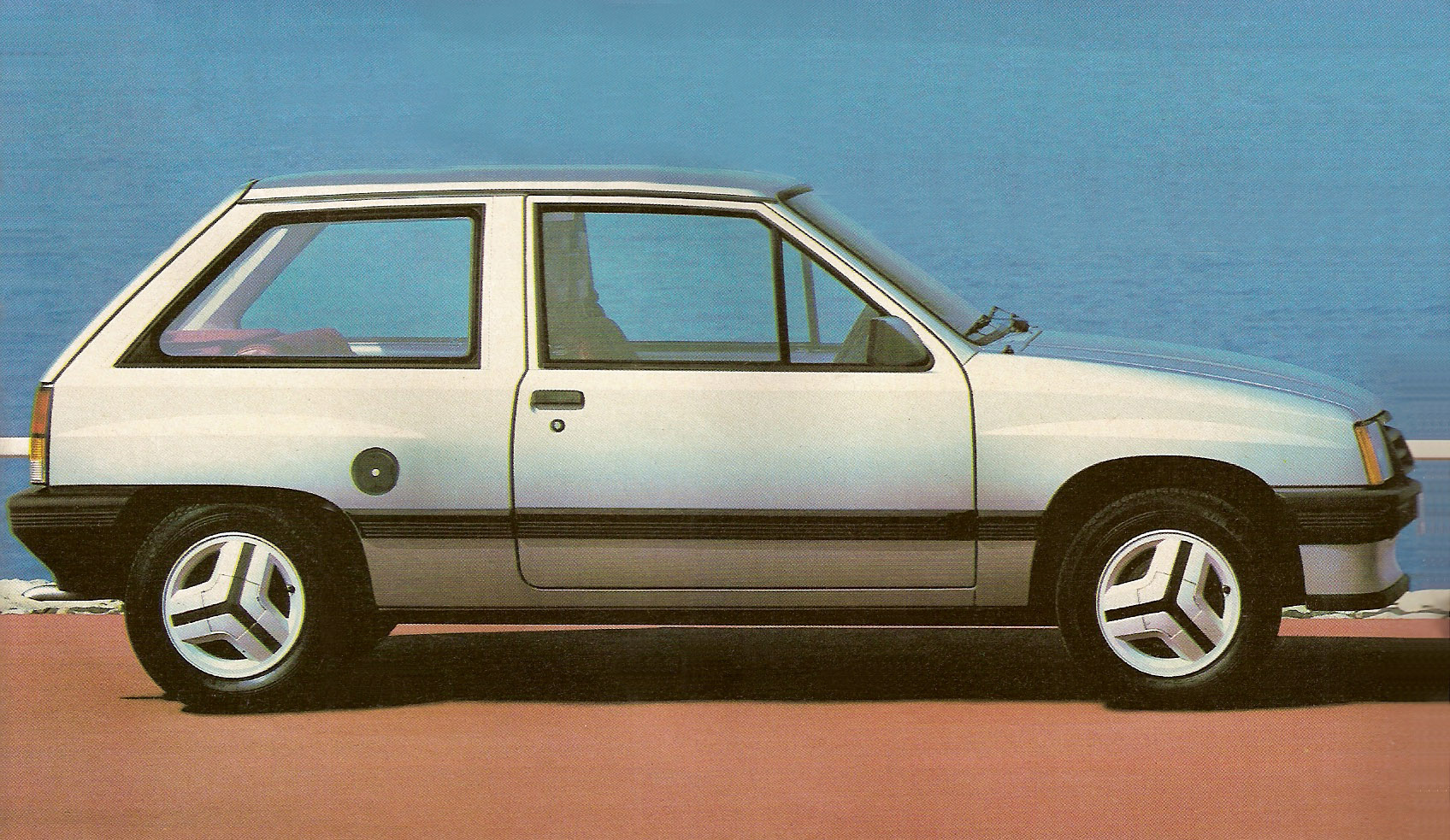 1983 Vauxhall Nova