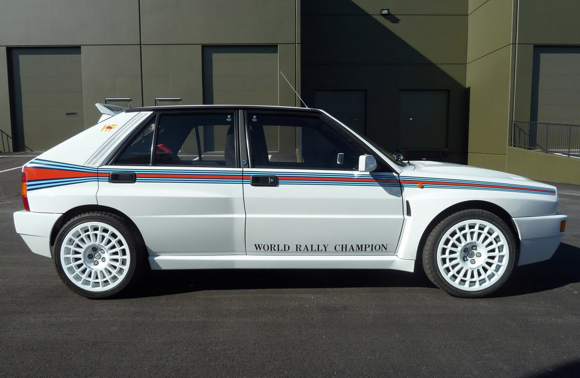 hatch heaven lancia delta integrale evo 1 martini 5 1992. Black Bedroom Furniture Sets. Home Design Ideas