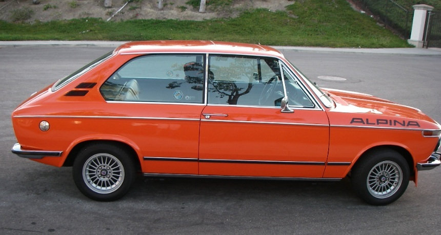 hatch heaven » bmw 2002 touring tii : 1974