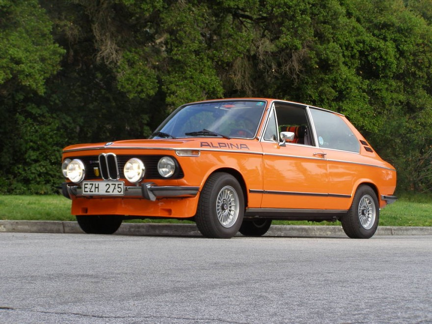 1974 BMW 2002 Touring Tii