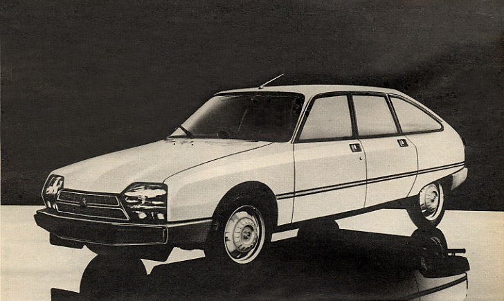 1980 Citroen GSA