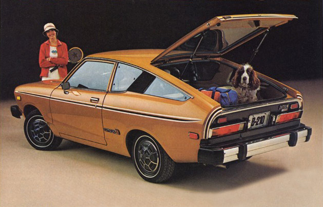 1977 Datsun B210