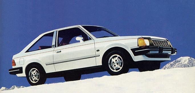 1981 Ford Escort
