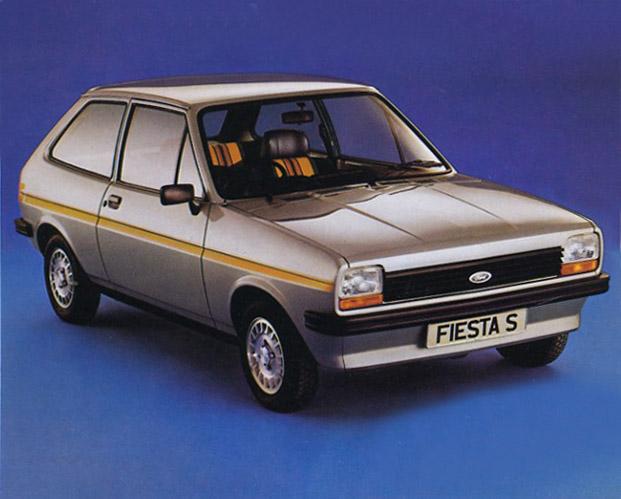 Hatch heaven ford fiesta s euro spec 1978