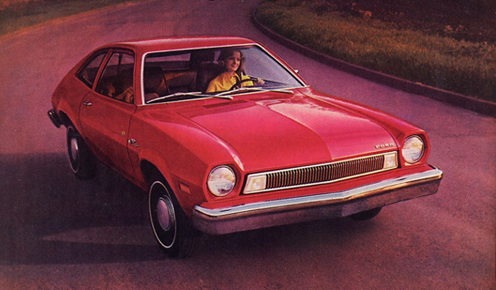 Hatch Heaven 187 Ford Pinto 1975