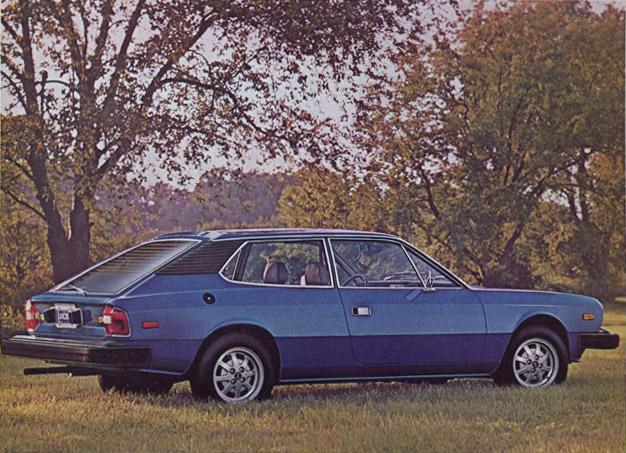 1977 Lancia HPE