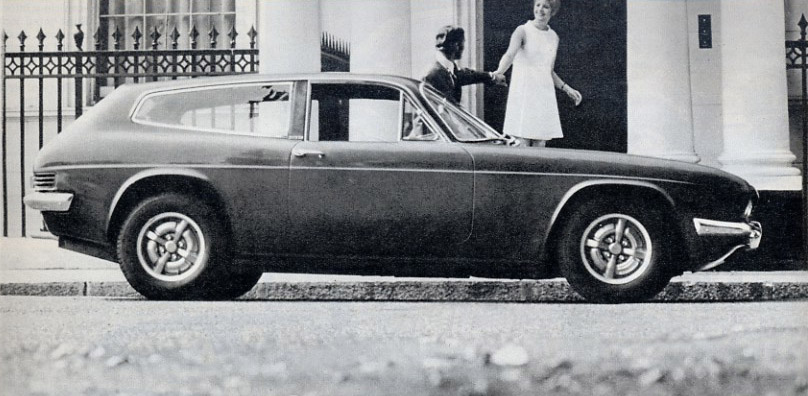 1969 Reliant Scimitar GT/E