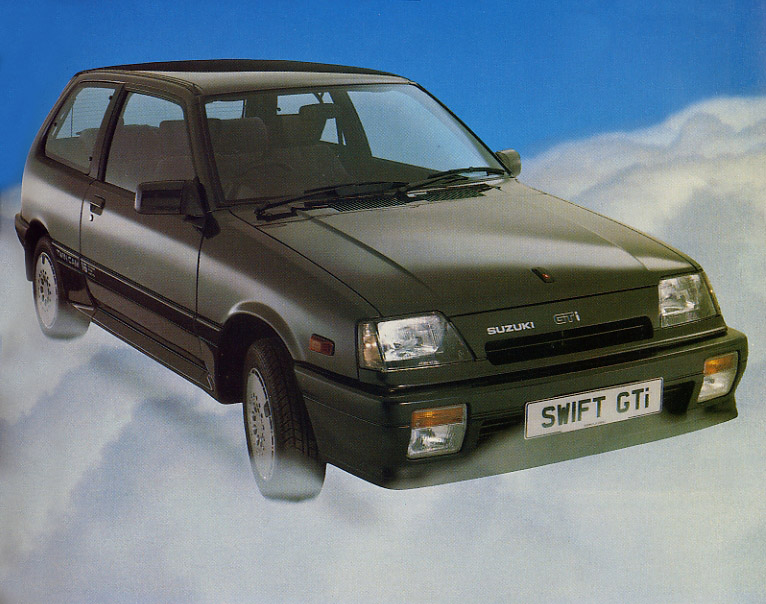 Hatch Heaven 187 Suzuki Swift Gti 1988