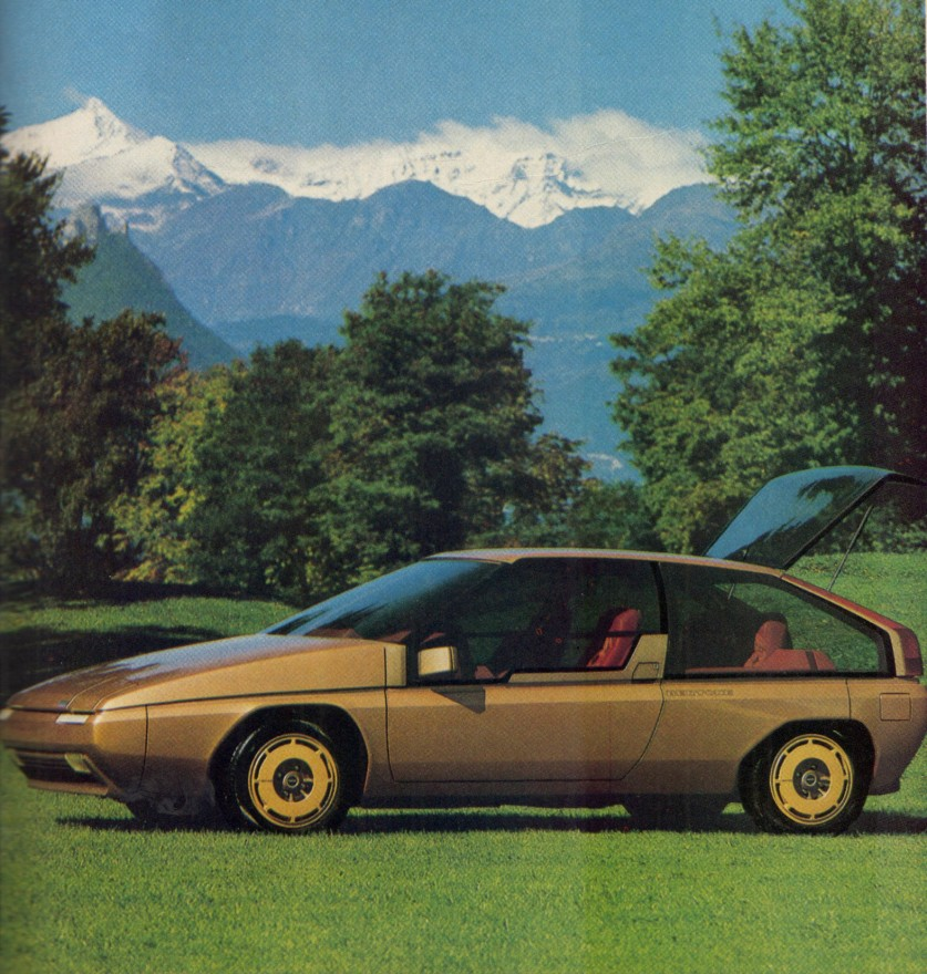 1981 Mazda MX-81
