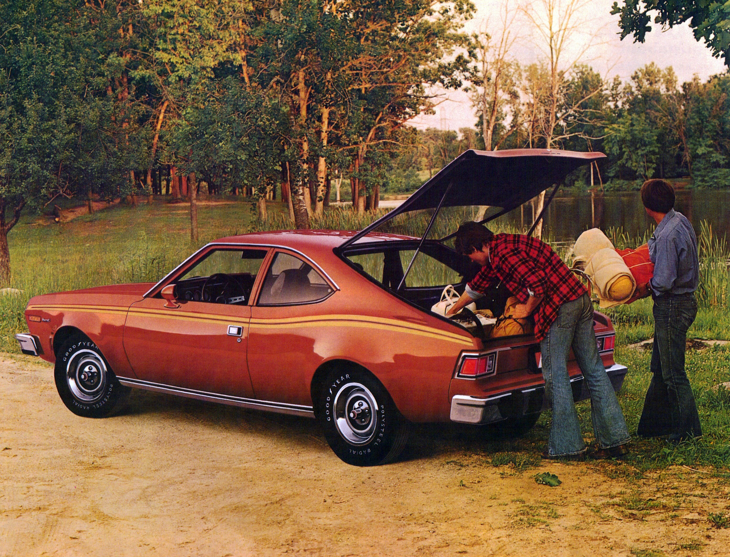 1974 Amc Hornet Hatchback For Sale | Autos Weblog