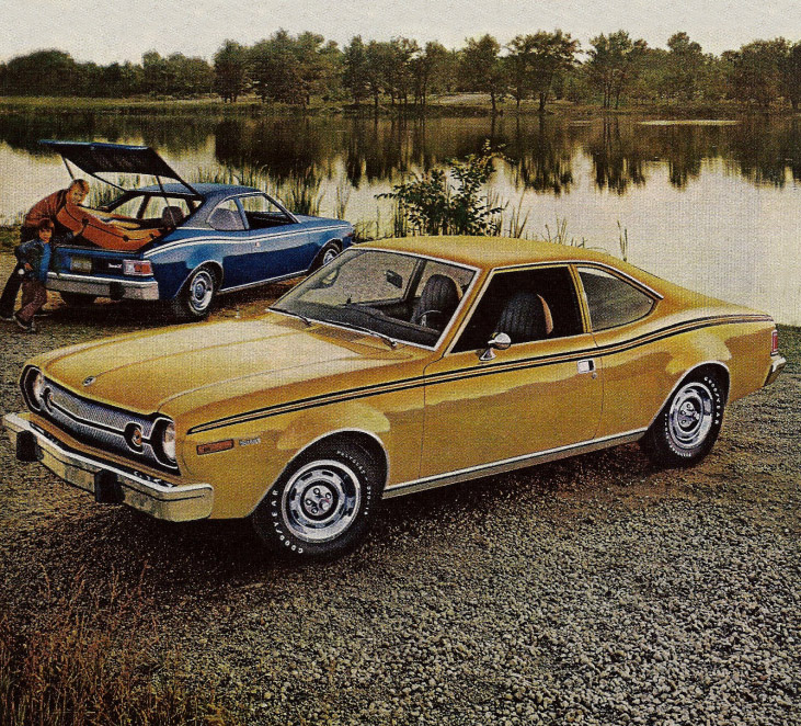 1973 AMC Hornet Hatchback