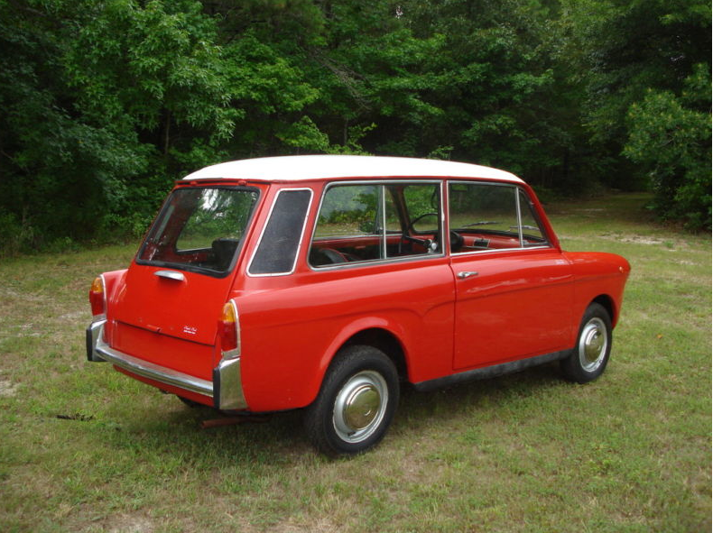 1968 Autobianchi