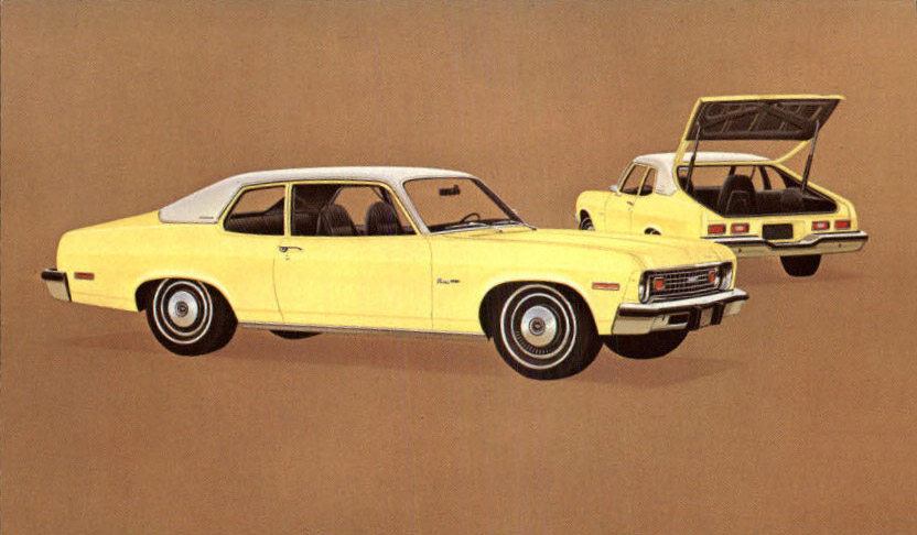 1974 Chevrolet Nova Hatchback