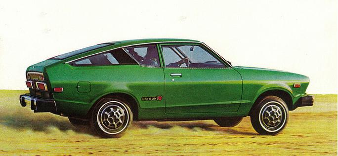 1976 Datsun B210 Hatchback