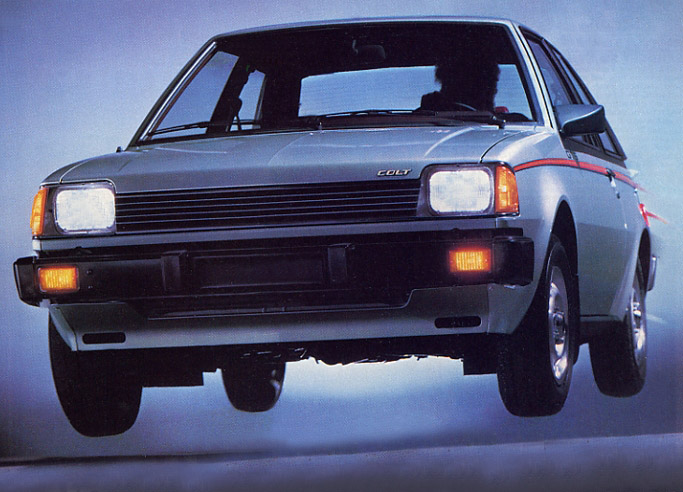 1983 Dodge Colt GTS