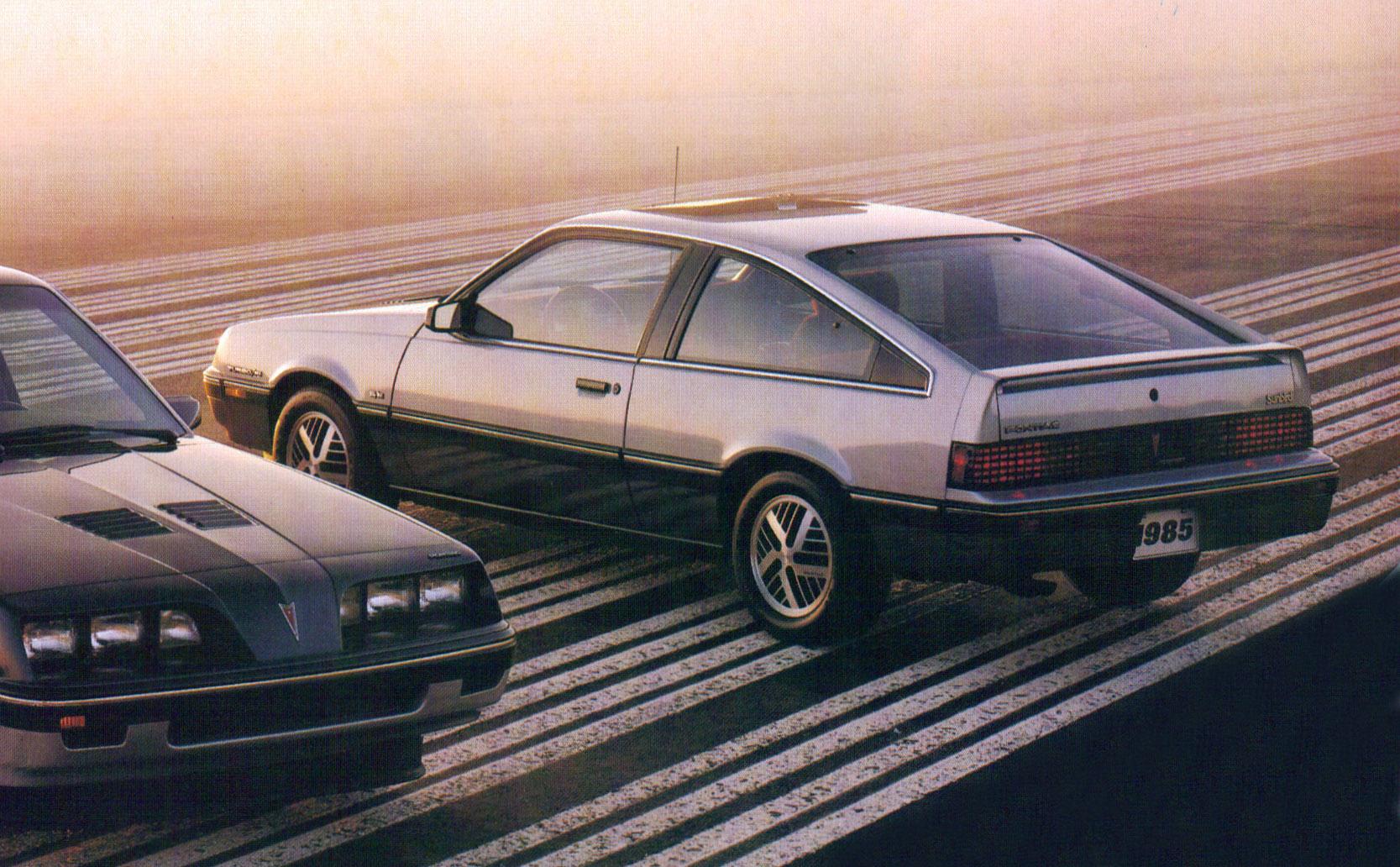 Hatch Heaven Pontiac Sunbird S E Turbo Hatchback 1985 1990 Toyota Tercel