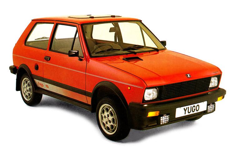 1986 Yugo 45GL