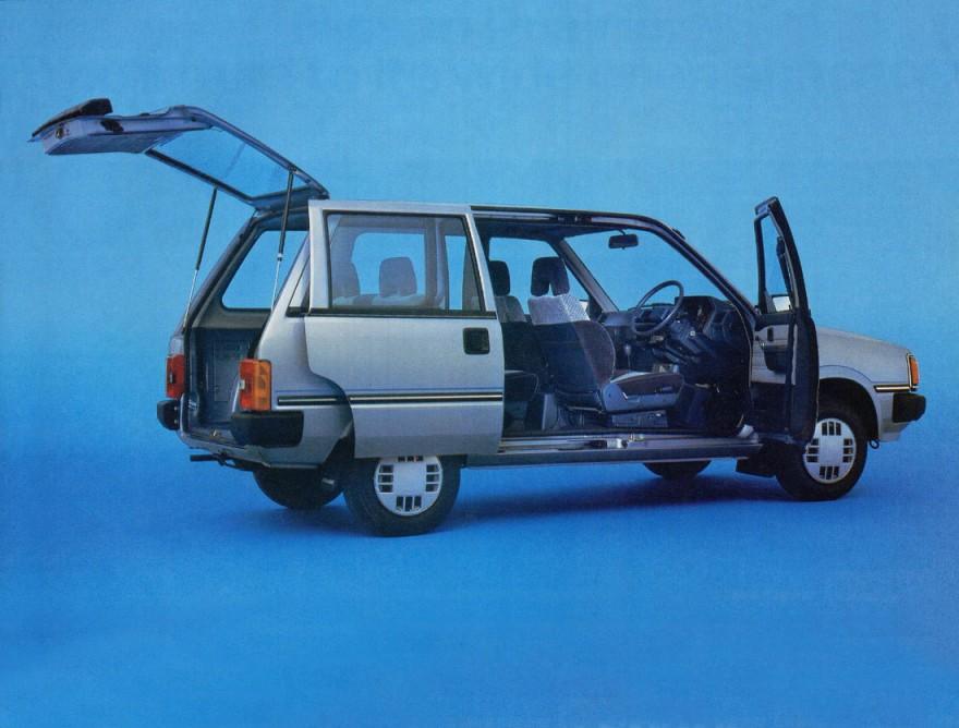 1985 Nissan Prairie
