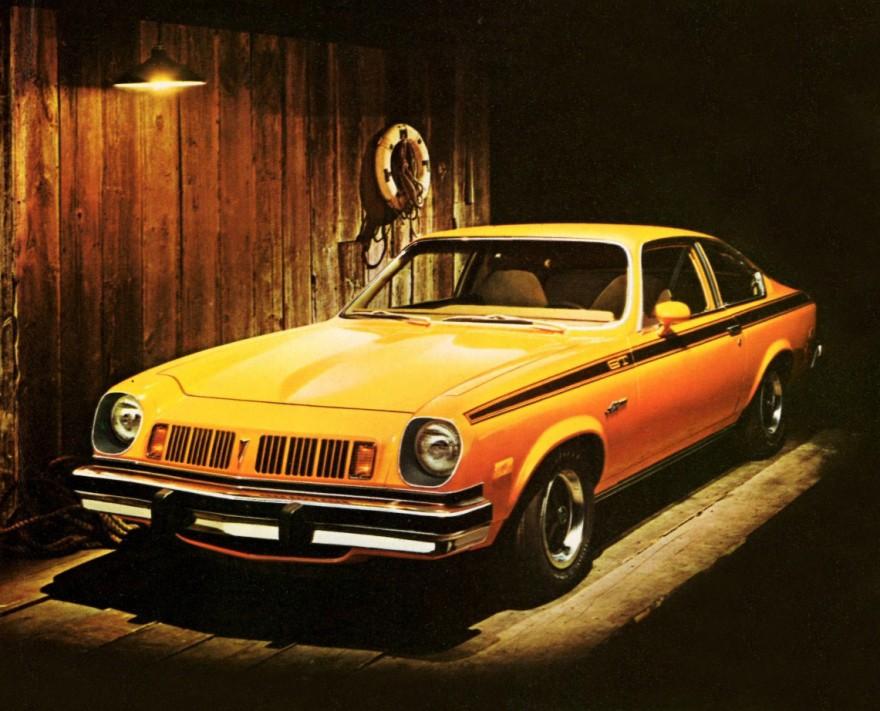 1974 Pontiac Astre Hatchback GT