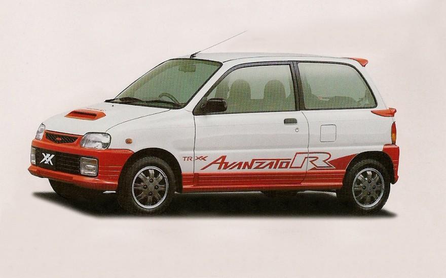 1996 Daihatsu Mira TR-XX Avanzato R