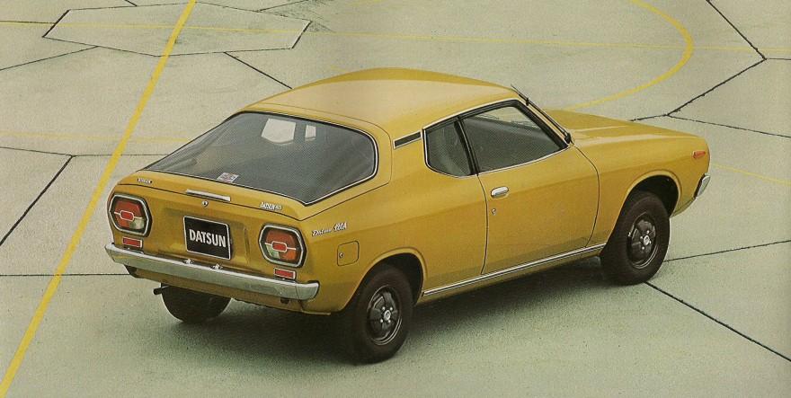 1976 Datsun Cherry F-II