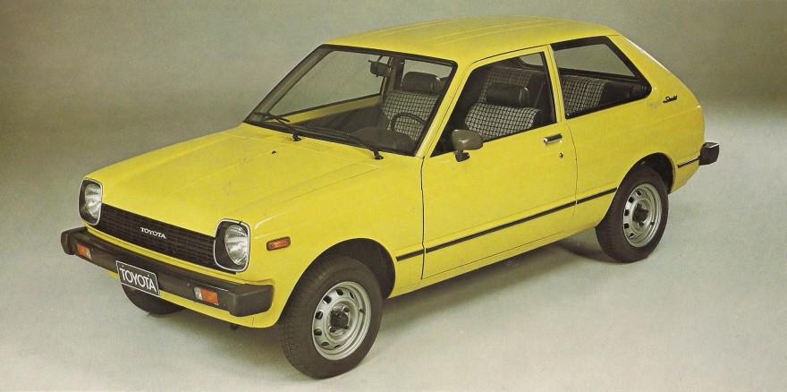 1978 Toyota Startlet