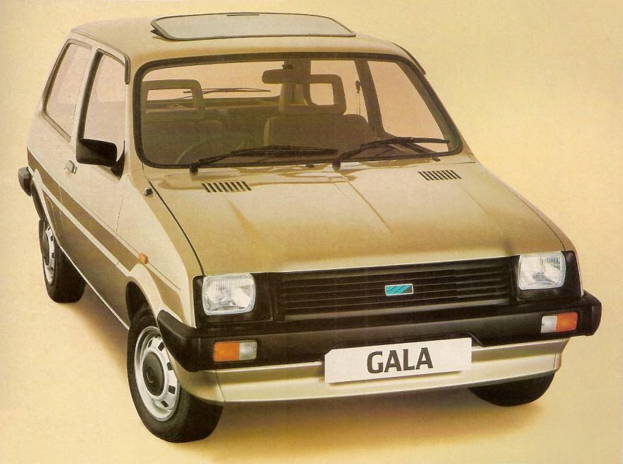 1983 Austin Metro Gala Special Edition