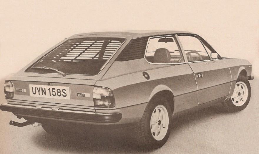 1978 Lancia 1600 HPE