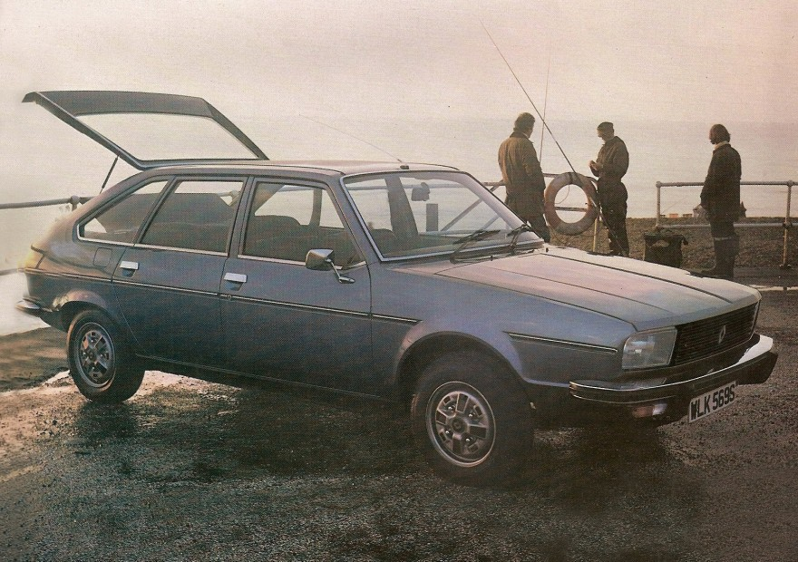 1978 Renault 20 TS