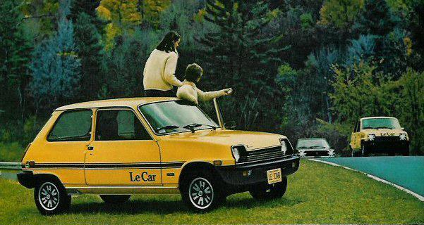 1979 Renault Le-Car