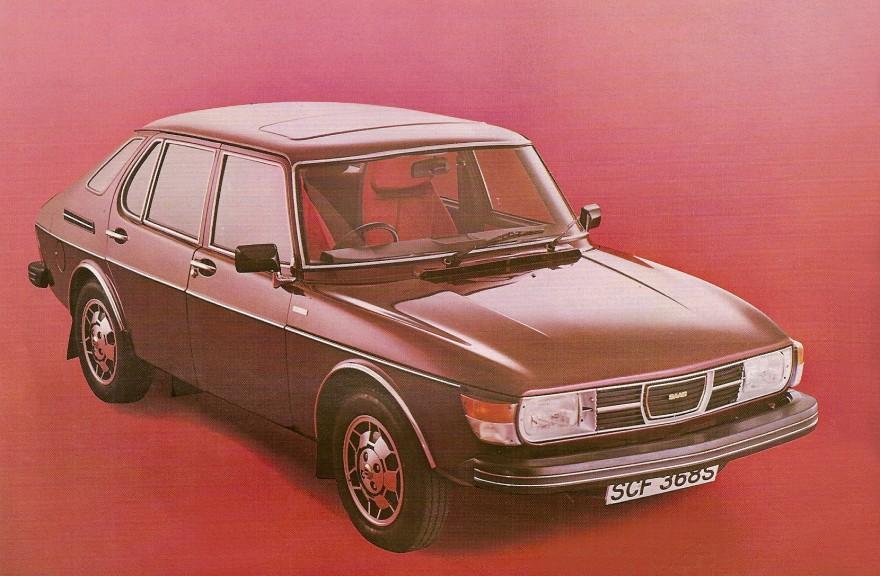 1978 Saab 99 GLE