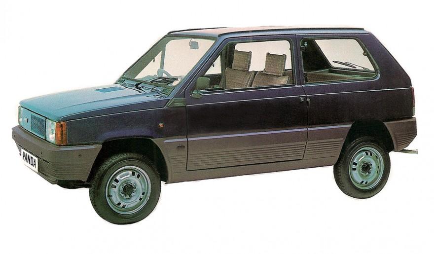 1981 Fiat Panda