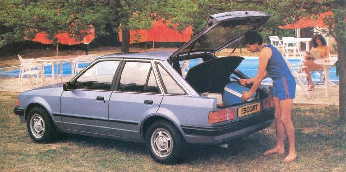 1980 Ford Escort MK3
