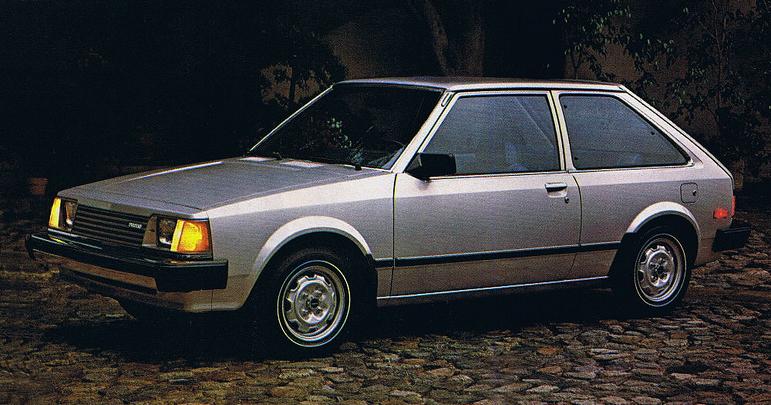 1981 Mazda GLC