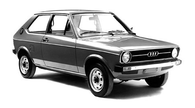 1974 Audi 50