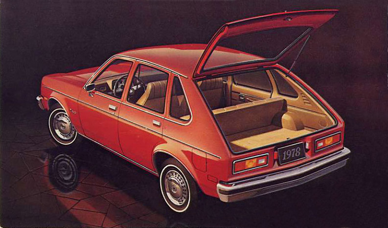 1978 Chevrolet Chevette