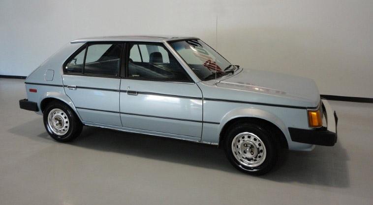 1988 Dodge Omni