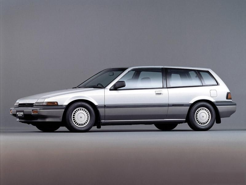 1986 Honda Accord AeroDeck