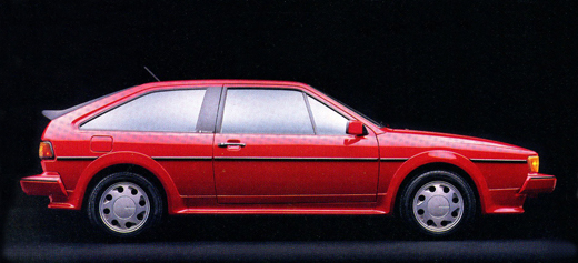 1987 Volkswagen Scirocco