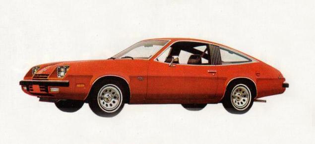 1975 Chevrolet Monza 2+2