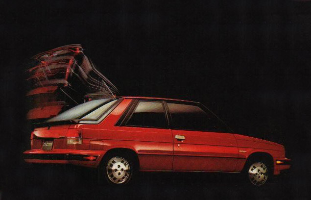 Hatch Heaven 187 Renault Encore 1984