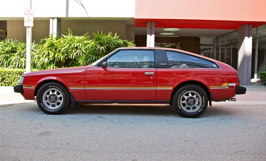 Hatch Heaven » Toyota Celica USGP : 1980