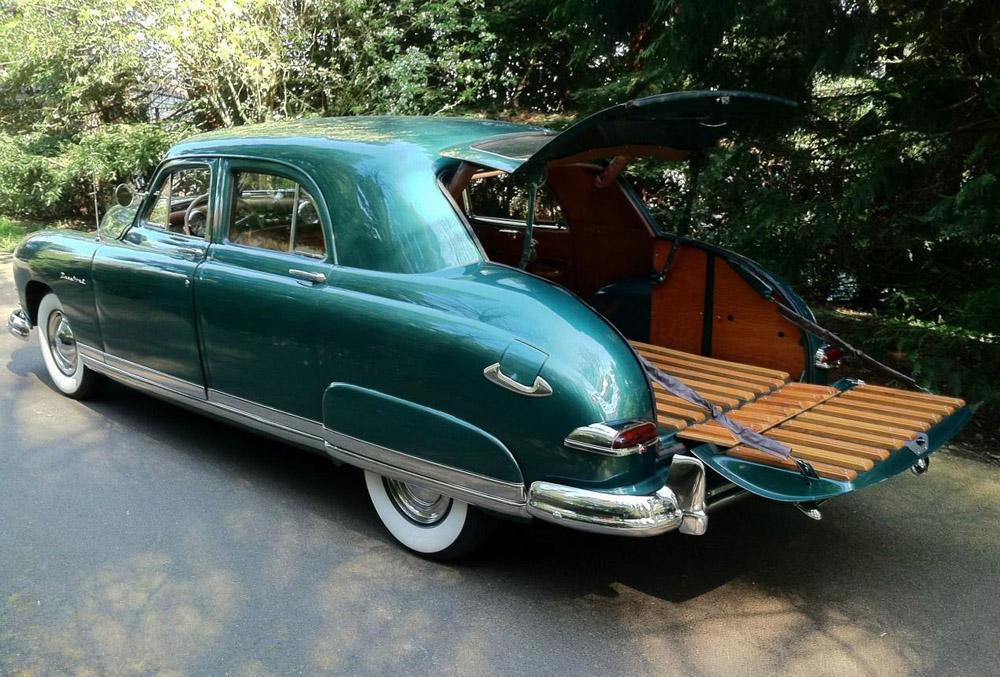 1949 Kaiser Vagabond